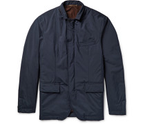 Mayfair Slim-fit Padded Shell Jacket
