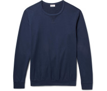 Anton Loopback Cotton-jersey Sweatshirt