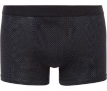 Pin-dot Cotton Boxer Briefs