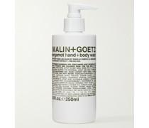 Bergamot Hand + Body Wash, 250ml
