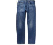 1954 501 Slim-fit Selvedge Denim Jeans