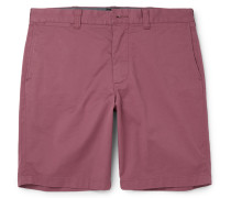 Stanton Stretch-cotton Twill Chino Shorts