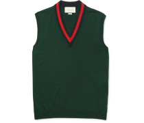 Wool Sweater Vest