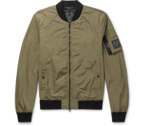 Mallison Shell Bomber Jacket