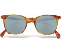 L.a. Coen Square-frame Acetate Sunglasses