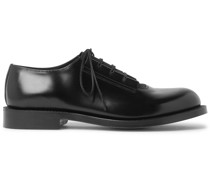 + Craig Green Leather Derby Shoes