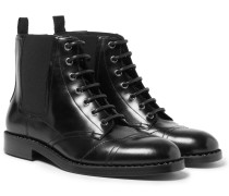 Jules Polished-leather Boots