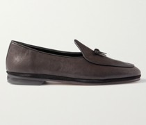 Marphy Leather Tasselled Loafers