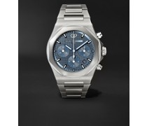 Laureato Chronograph Automatic 42mm Stainless Steel Watch, Ref. No. 81020-11-431-11A