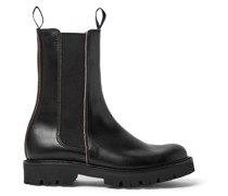 Huxley Chromexcel Leather Chelsea Boots