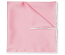 Silk-twill Pocket Square