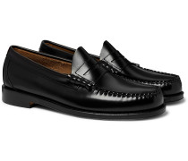 Weejuns Heritage Larson Leather Penny Loafers