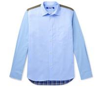 Patchwork Cotton Shirt