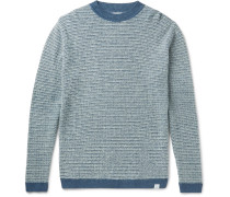 Arlid Textured-knit Sweater