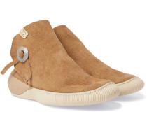 Gila Moc Mid II Suede High-Top Sneakers