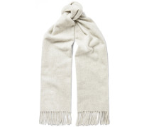 Canada Narrow Mélange Virgin Wool Scarf