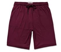 Basel Stretch Micro Modal Jersey Pyjama Shorts