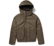 Rossland Down-filled Bomber Jacket