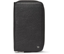 Full-grain Leather Travel Wallet