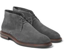 Ocean Suede Chukka Boots