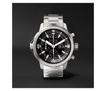 Aquatimer Automatic Chronograph 44mm Stainless Steel Automatic Watch, Ref. No. IW376804
