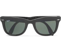 Wayfarer Folding Acetate Sunglasses