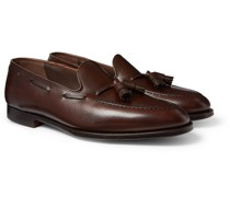 Adrian Leather Tasselled Loafers