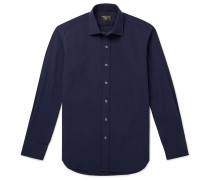 Cotton-Seersucker Shirt