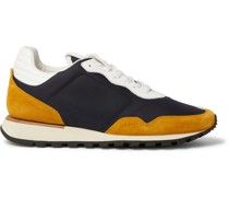 Axis Ripstop, Suede and Leather Sneakers