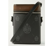 Signature Canvas and Leather Messenger Bag