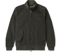G9 Stretch-Cotton Corduroy Harrington Jacket