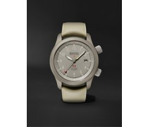 MB Savanna Automatic Chronometer 43mm Titanium and Rubber Watch