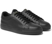 Basso Matte-leather Sneakers