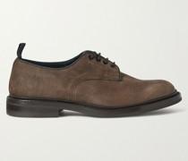 Daniel Nubuck Derby Shoes