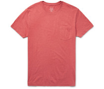 Broken-in Cotton-jersey T-shirt