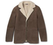 Bar Habor Shearling Jacket