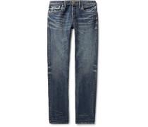 Slim-fit Selvedge Denim Jeans