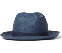 Laurence Straw Panama Hat