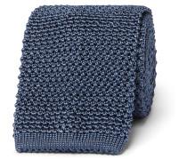 8cm Knitted Silk Tie
