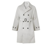 + Goodwood Cotton-Gabardine Trench Coat