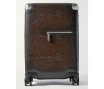 Scritto Venezia Leather Carry-On Suitcase