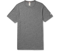 Mélange Cotton-jersey T-shirt