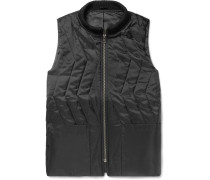 Nazar Quilted Shell Gilet