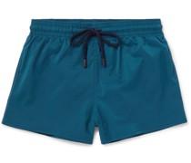 Man Short-Length Swim Shorts