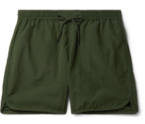 Ripstop Swim Shorts