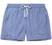 Charles Short-length Swim Shorts