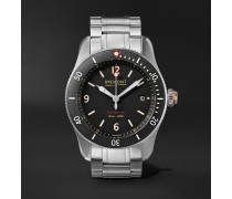 Supermarine Type 300 40mm Stainless Steel Watch