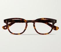 Douglas Square-Frame Acetate Optical Glasses