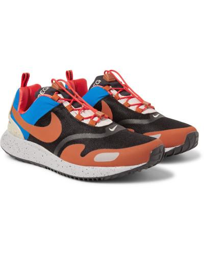 Nike Herren Air Pegasus At Ripstop And Mesh Sneakers