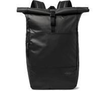 Macnee Coated-Canvas Backpack